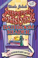 Uncle John s Supremely Satisfying Bathroom Reader PDF