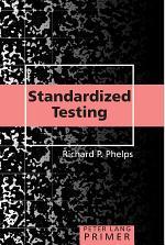 Standardized Testing Primer