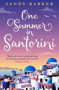 One Summer in Santorini Book