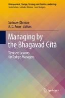Managing by the Bhagavad Gītā