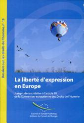 Freedom of Expression in Europe: Case-law Concerning Article 10 of the European Convention of Human Rights, Volume 88