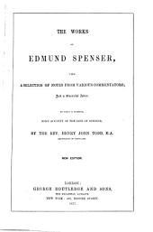 Works of Edmund Spenser