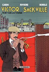 Victor Sackville – tome 5 - Mort sur la Tamise