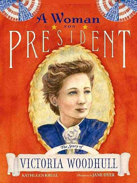 Download A Woman for President Book