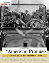 The American Promise, Combined Volume: Edition 6