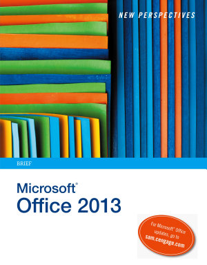 New Perspectives on Microsoft Office 2013  Brief PDF