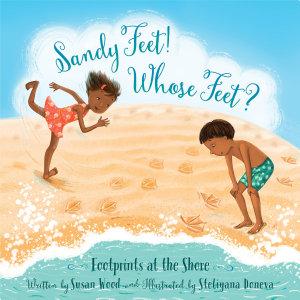 Sandy Feet  Whose Feet