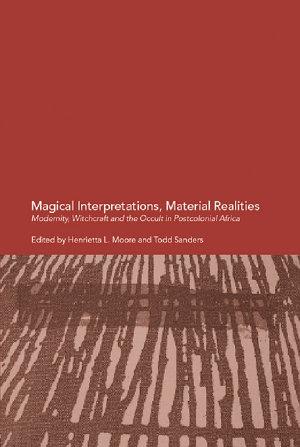 Magical Interpretations  Material Realities PDF