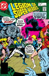 The Legion of Super-Heroes (1980-) #271