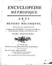 Arts et métiers mécaniques: A-Châtaigne