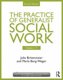 The Practice of Generalist Social Work PDF