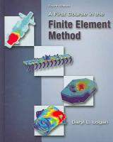 First Course in the Finite Element Method PDF