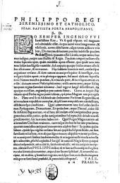 Magiae naturalis, siue De miraculis rerum naturalium libri 4. Io. Baptista Porta Neapolitano auctore