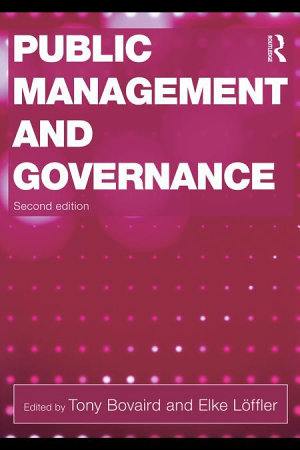 Public Management and Governance  Second Edition PDF