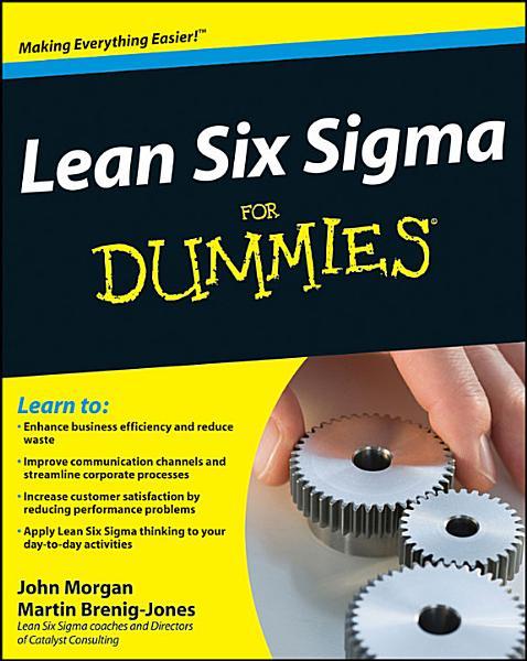 Lean Six Sigma For Dummies 2