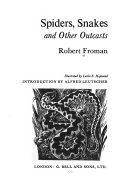Spiders, Snakes and Other Outcasts