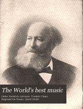 The World's Best Music: Famous Songs and Those who Made Them, Volume 4