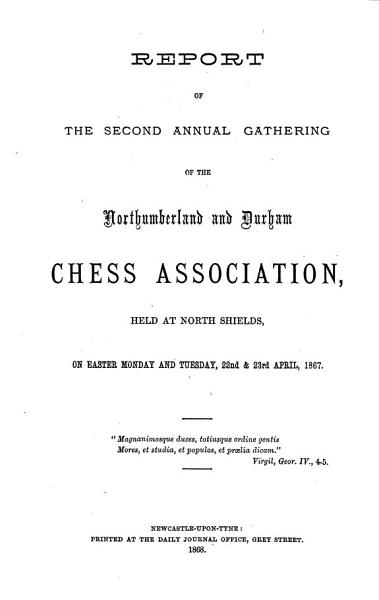 Report of the Annual Gathering