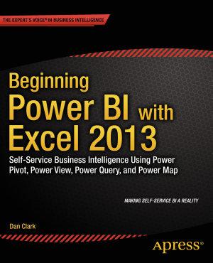 Beginning Power BI with Excel 2013 PDF