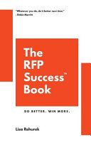 The RFP Success(tm) Book