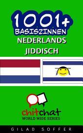 1001+ Basiszinnen Nederlands - Jiddisch
