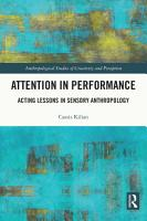 Attention in Performance PDF