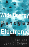 Wide Energy Bandgap Electronic Devices PDF