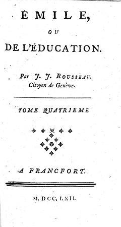 Emile ou de l   ducation PDF