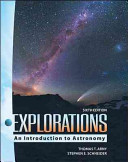 Arney  Explorations  Introduction to Astronomy    2010 6e  Student Edition  Reinforced Binding  PDF