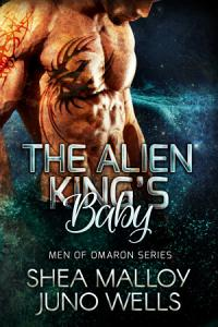 The Alien King s Baby Book