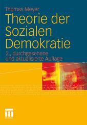 Theorie der Sozialen Demokratie: Ausgabe 2