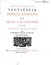 Vectigalia populi Romani et Zeus Kataibatēs sive Jupiter fulgerator, in Cyrrhestarum nummis, curis secundis illustrata