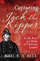 Capturing Jack The Ripper PDF