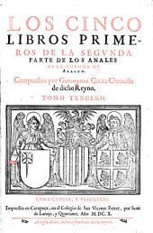 Anales de la corona de Aragon: Volumen 3
