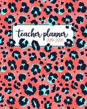 Download Teacher Planner 2019 2020 Book