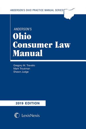 Anderson s Ohio Consumer Law Manual
