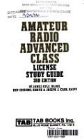 Amateur Radio Advanced Class License Study Guide PDF