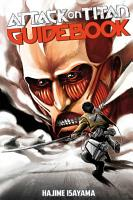 Attack on Titan Guidebook  INSIDE   OUTSIDE PDF