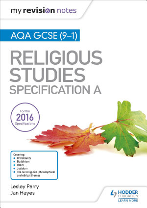 My Revision Notes AQA GCSE  9 1  Religious Studies Specification A PDF