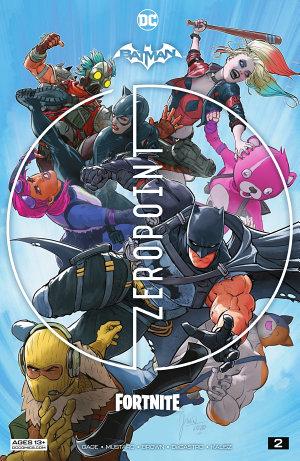 Batman Fortnite  Zero Point  2021    2