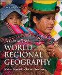 Essentials Of World Regional Geography Book PDF