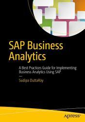 Sap Business Analytics Book PDF