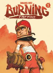 Burning Tattoo -