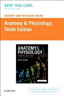 Anatomy and Physiology Online for Anatomy and Physiology Access Code