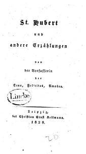 St. Hubert: und andere Erzählungen
