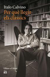 Per què llegir els clàssics