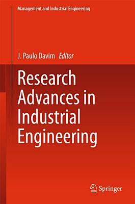 Research Advances in Industrial Engineering PDF