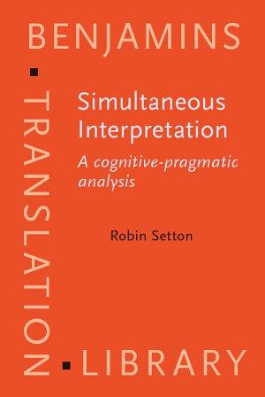 Simultaneous Interpretation PDF