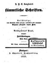 Prosaische Werke: in dreißig Bänden, mit ein und dreißig Stahlstichen. Zeitschwingen ; Bd. 1. 14