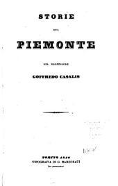 Storie del Piemonte